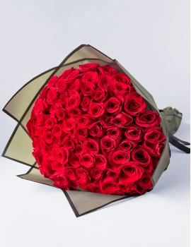 100 Rosas Vermelhas